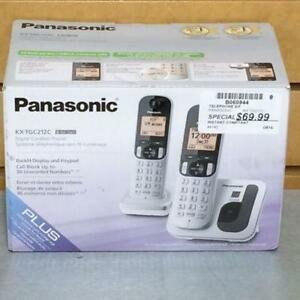 Telephone Sans-Fil Panasonic ( B060944 )