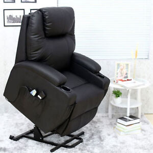 Motorized Lift Chair Home Theater Style free ship 529-639-6460