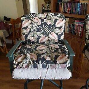 2 Barstool Chair for Patio
