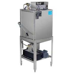 CMA Dishmachines EST-AH-EXT Extended-Door Single Rack Low Temp . *RESTAURANT EQUIPMENT PARTS SMALLWARES HOODS AND MORE*
