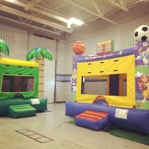 Bouncy Castle Rental - Hallmark Party Rentals Windsor Region Ontario image 1