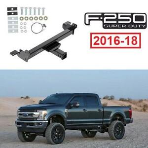 NEW FRONT MOUNT TRAILER TOW HITCH 65076 243211060 FORD F 250 SUPER DUTY
