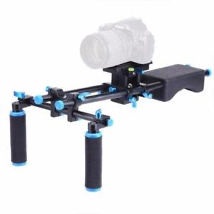 Professional Shoulder Support Rig for DSLR and Camcorder