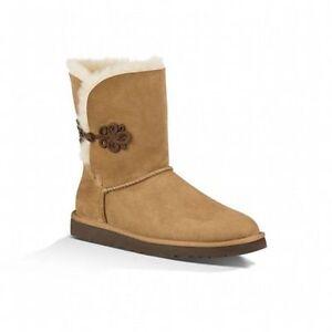 UGG Australia Winter Boots - BAILEY MARIKO SIZE 7