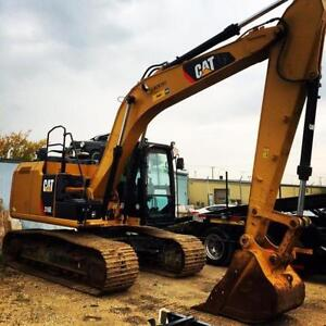 2012 CATERPILLAR 316E-L TRACK EXCAVATOR-ONLY 938 HOURS
