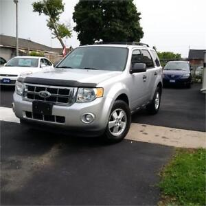 2012 Ford Escape XLT. 4Cyl.2WD. Call 9054322277