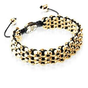 50% OFF All Jewellery - Gold Kismet Links | BlackBracelet