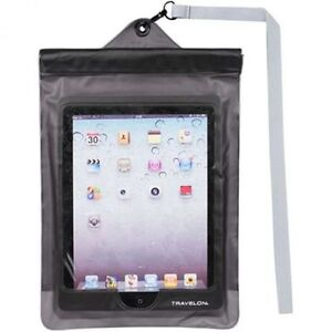 Brand New Travelon Waterproof Pouch For IPad and Tablets