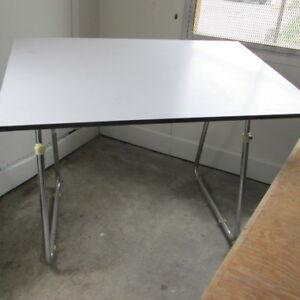 """32""""x 48""""  drafting or hobby/crafting table"""