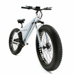 SONDORS ELECTRIC FAT BIKE (( 2017 NEW ))
