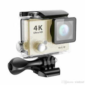 GoPro Hero Style HD 4K Video 170d Wide Angle Sports Camera Water