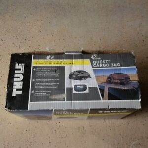 Thule Cargo bag for rooftop use