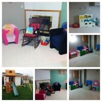 Tiffany's home daycare