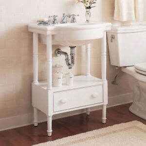 American Standard Retrospect Washstand with Faucet