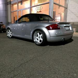 2001 Audi TT Convertible 225hp