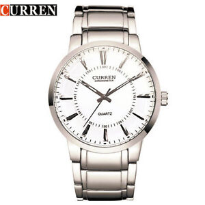 Men's Watch - Stainless Steel