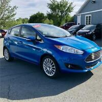 2014 Ford Fiesta Titanium w/backup camera/bluetooth/touch screen