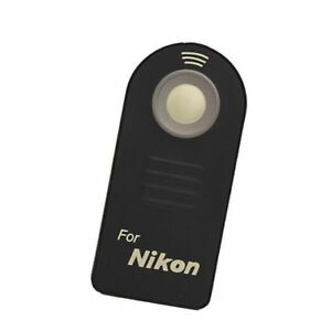 IR Remote Control for Nikon D750 D5500 D3 etc.