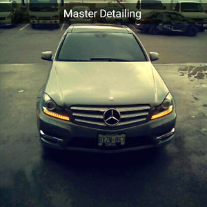 Proffessional auto detailing