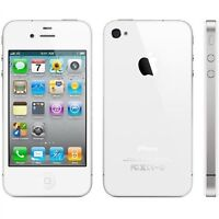 IPhone 4S blanc/white 16GB Rogers - Ferme/non negotiable
