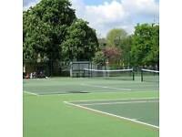 Tennis / table tennis sports partner