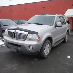 2005 Lincoln Aviator 8 passanger!
