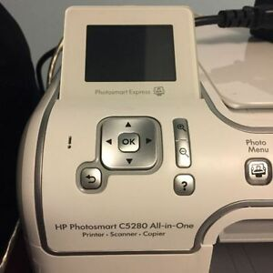 HP Photosmart C5280 Printer / Scanner / Copier