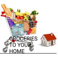 GROCERY DELIVERY TO YOUR HOME 15% off FIRST DELIVERY