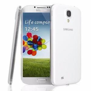 USED Unlocked Samsung S4 White
