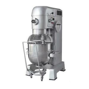60 Qt. Commercial Planetary Floor Mixer with Wheels 208V,3 1/2HP *RESTAURANT EQUIPMENT PARTS SMALLWARES HOODS AND MORE*