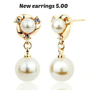 earrings gold filled brand new in box any 2 for 5.00