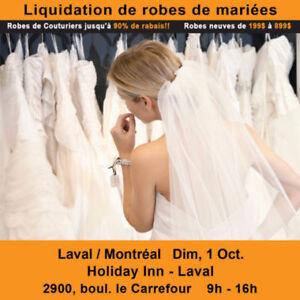 Wedding Dress Clearance Sale Bridal Show $199-$899 Sz2-28W
