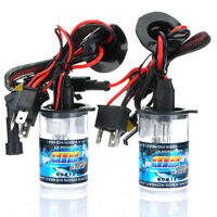 H1 H4 H7 6000K 8000K 10000K 12000K HID XENON BULB REPLACEMENT