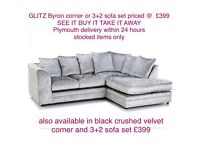 Sofas, wardrobes, chests, table & chairs city furnishers store, great quality @ realistic prices
