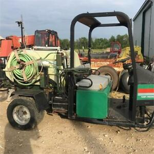 Cushman Sprayer
