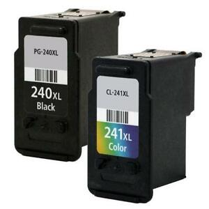 Reman Canon PG-240XL CL-241XL Ink Cartridge For PIXMA MG3220