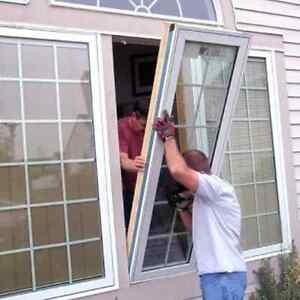 Your Local Window Installers - Insured and Trusted.