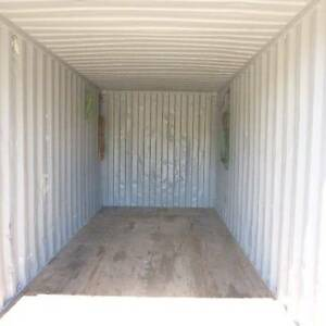 20ft Hi Cube Shipping Container Gladstone Gladstone City Preview