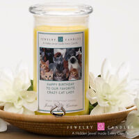 Jewelry Candles Order Your Now!! Even Pet Candles!!