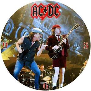 Vinyl Record Art 2.0 tribute to AC/DC