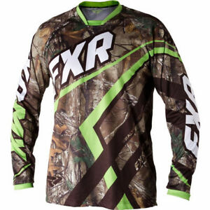FXR MOTOCROSS REAL TREE JERSEYS AND PANTS NOW ON CLEARANCE!