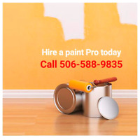 I Paint for you. A Pro at affordale prices