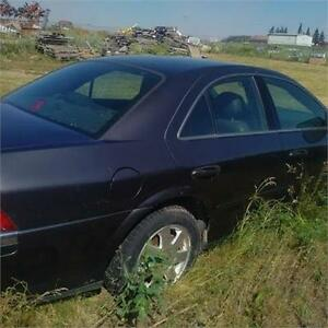 2002 Lincoln LS (PARTS ONLY)