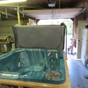 hottub cover and lift