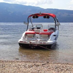 2010 seadoo wakeboat 210, in Sicamous BC now