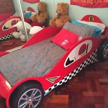 Near New Kids Car Bed Hurstville Hurstville Area Preview