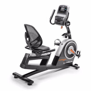 NordicTrack Commercial VR21 Recumbent Bike - Brand New