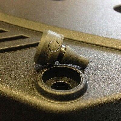Kappa + Givi Z126 Rubber Bungs x 4 for Monolock / Monokey Base Plates and Racks
