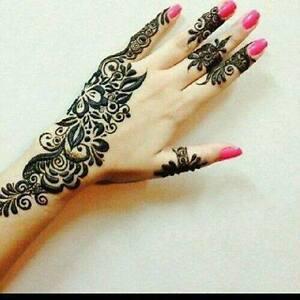 henna tattoo\mehandi