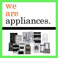 APPLIANCE INSTALLATIONS. IT'S WHAT WE DO!